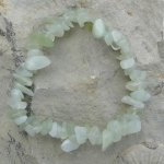 Serpentin(China Jade) Splitterarmband
